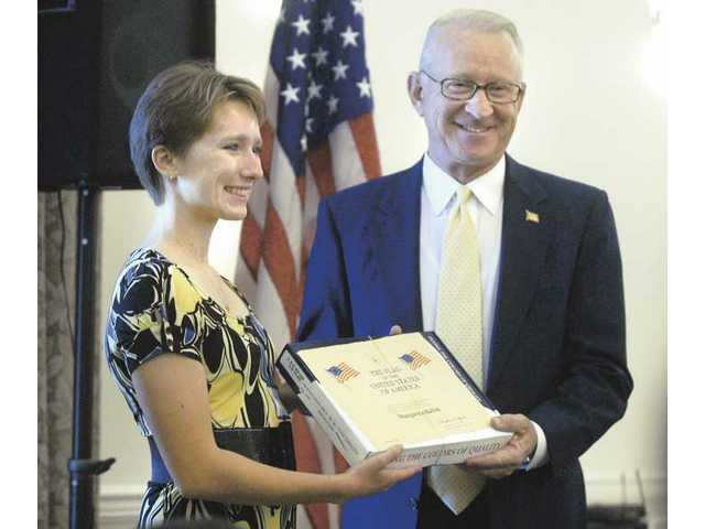 McKeon honors 24 graduates