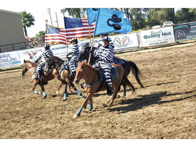Equestrian team wins competition