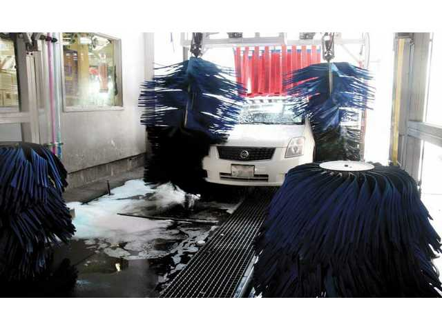 Ban on home carwashing?