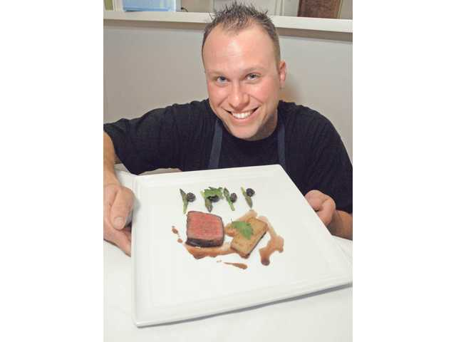 Chris New is SCV's 'Elite' chef