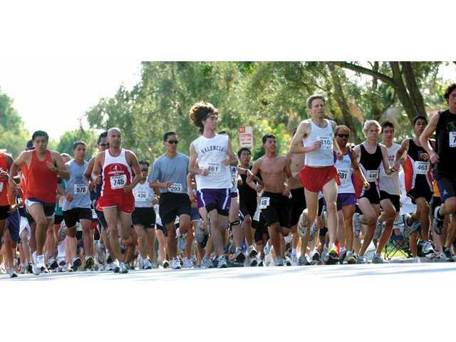 More than 600 compete in 5K run
