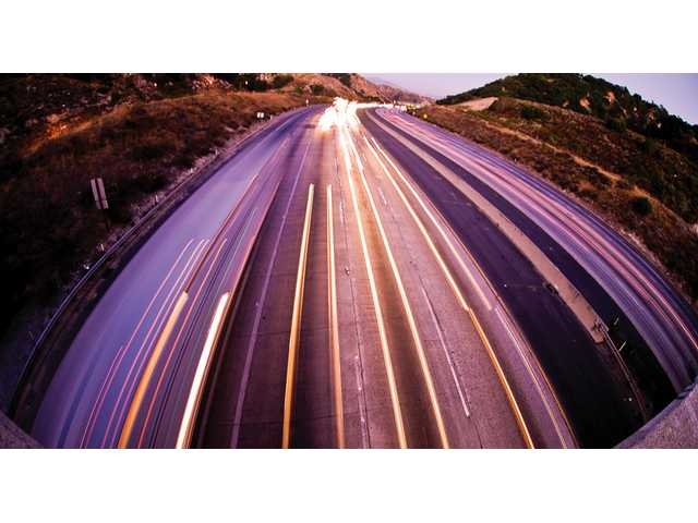Newhall Pass HOV lane planned