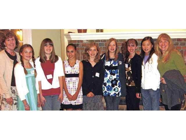 AAUW honors 10 scholarship recipients