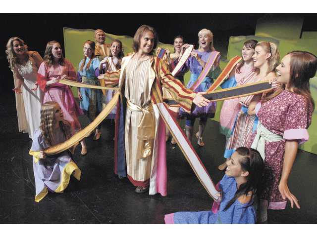 Joseph and the Amazing Technicolor Dreamcoat comes to the PAC