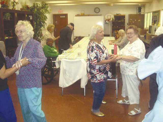 Senior Center offers safe, nurturing respite