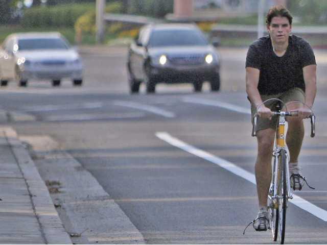 Bike lane part of bigger plan
