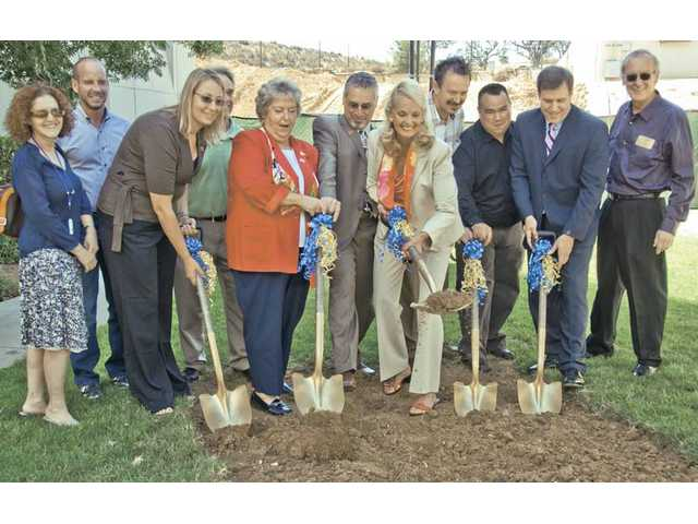 COC breaks ground on expansion