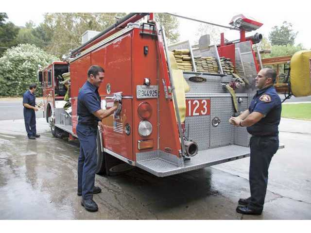 SCV firefighters reorganize