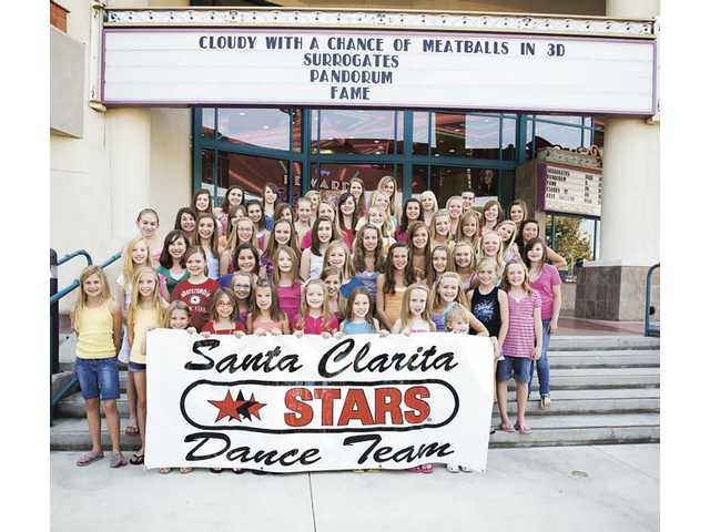 Santa Clarita STARS Dance Team inspired by 'Fame'