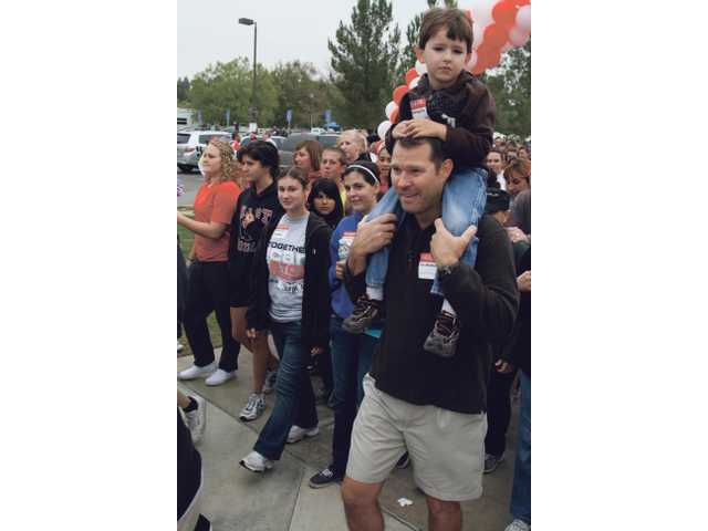 Diabetes Walk at Bridgeport Park raises funds to fight disease