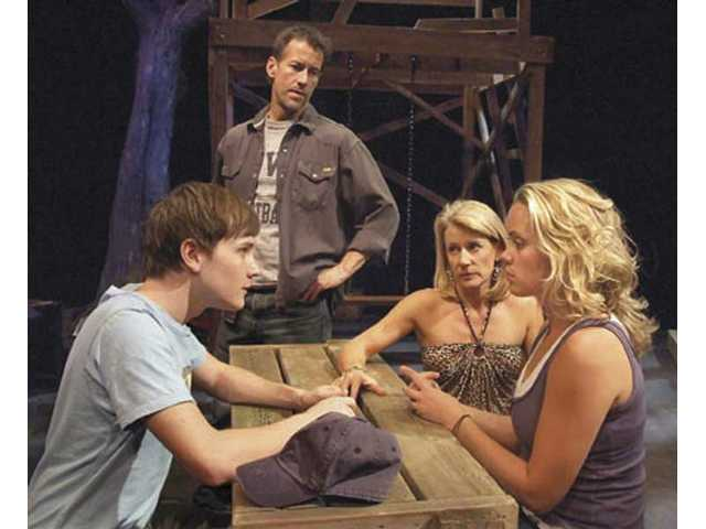 'How Cissy Grew' is a one act with depth