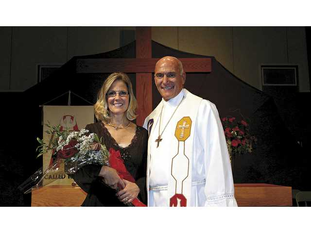 Ministry gets new pastor