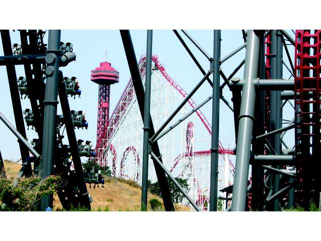 Six Flags moving through bankrupcy proceedings