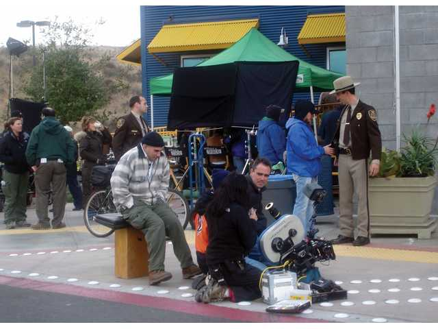 Film industry keeps SCV residents working