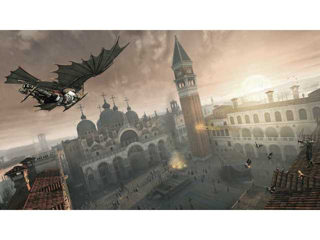 Video Game Review: 'Assassin's Creed II'