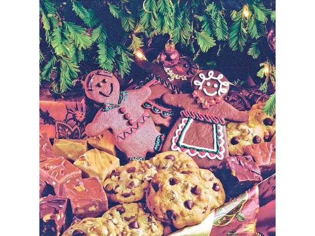 Trim the tree with sweet treats