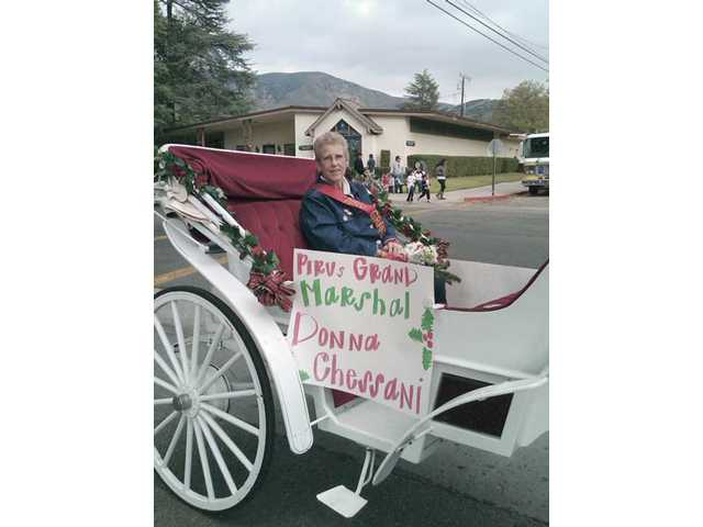 Piru Christmas Parade Saturday