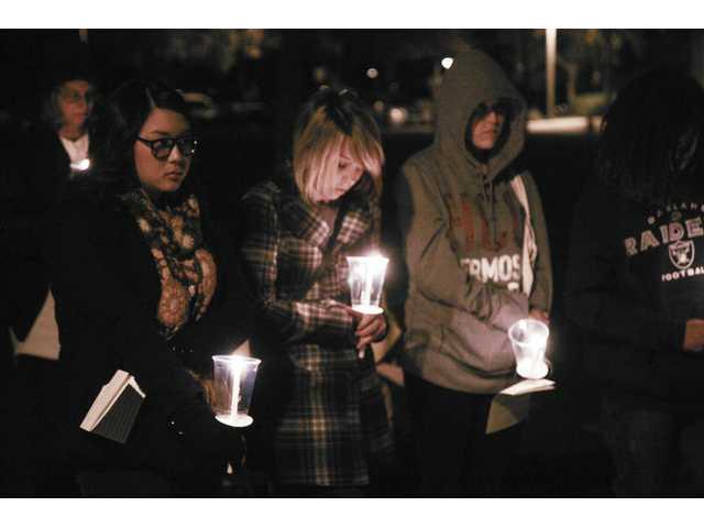 Candle-lit compassion