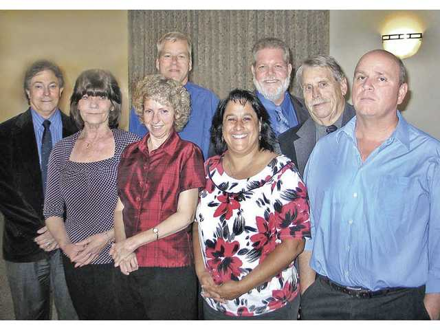 Pleasantview honors its employees