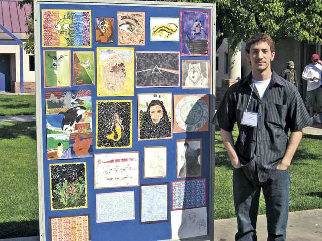 Bowman celebrates Day of the Artist and Poet