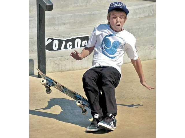 Volcom's 'Wild in the Parks' hits Santa Clarita Skate Park