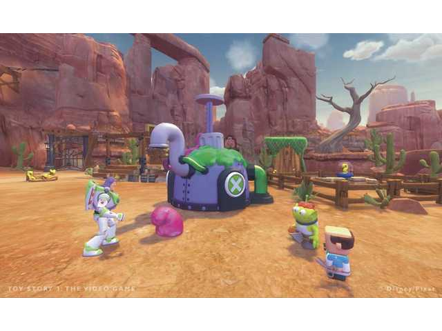 Video Game Review: 'Toy Story  3'