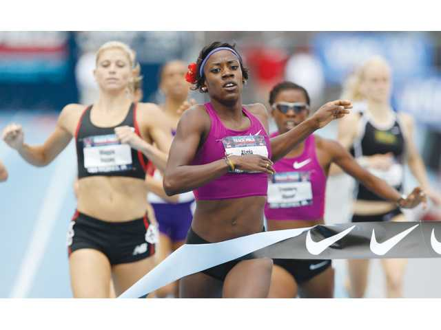 USA Outdoor Track and Field Championships: Running away with it