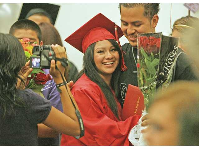 Graduation: 'It means everything'