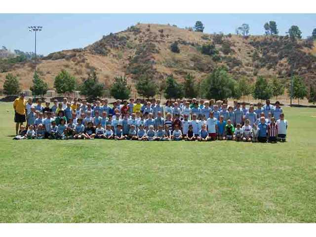 Soccer match helps raise thousands for Garnicas
