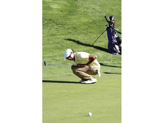 Where to golf in the SCV
