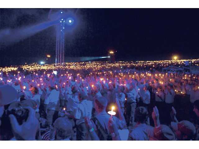 SCV Scouts celebrate at Jamboree