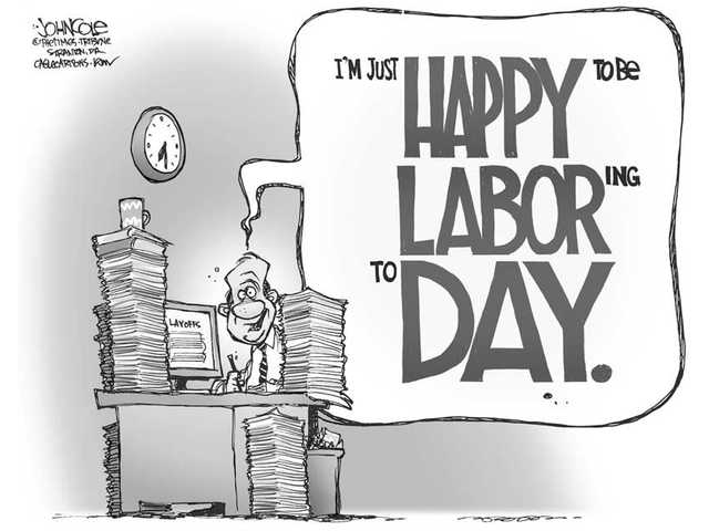 'Happy' Labor Day