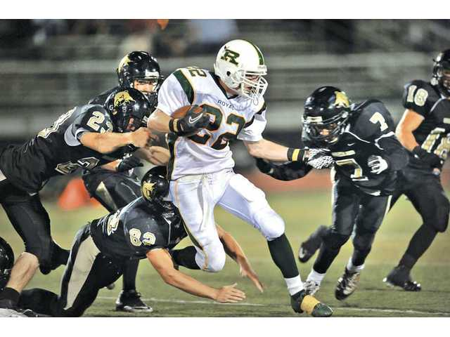 Prep football: Golden Valley's biggest test yet