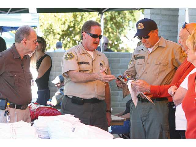 Deputy haunts last jailhouse