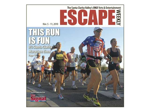 Sunday is fun day: Santa Clarita Marathon Nov. 7