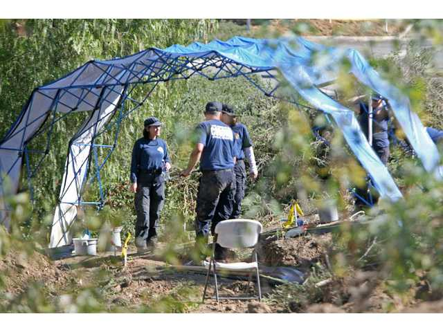 UPDATED: Human remains found at LARC Ranch