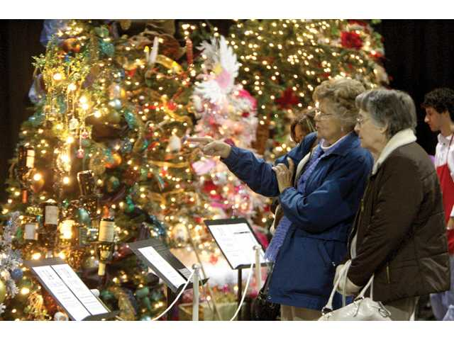 The eighth annual Festival of Trees