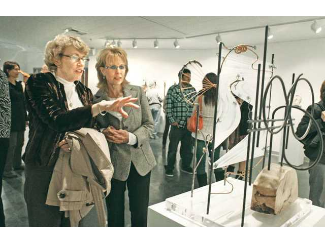 College of the Canyons Art Gallery exhibits local talents