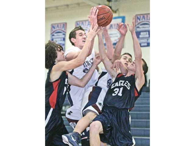 Prep boys basketball: Playoff welcome