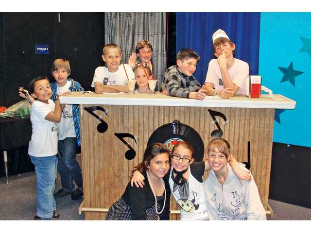 Rosedell students sing, dance, act