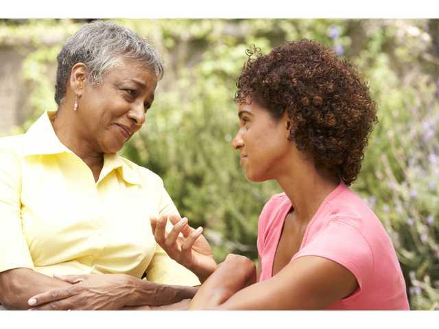Caregivers get their share of care