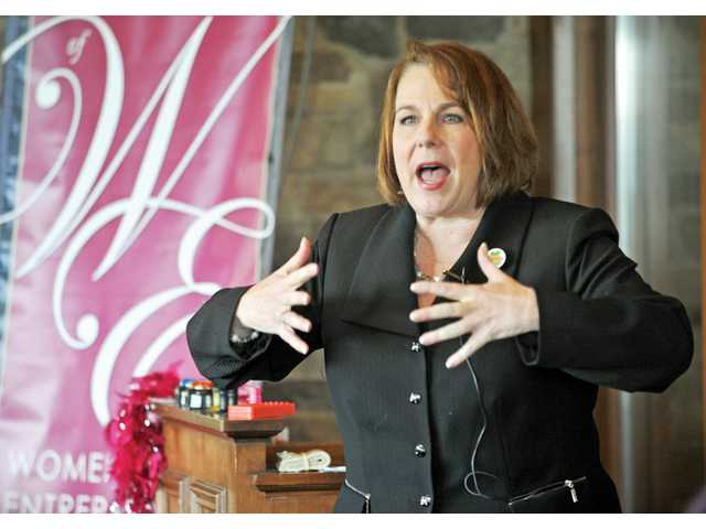 Locals recognize Women's History Month with networking seminar