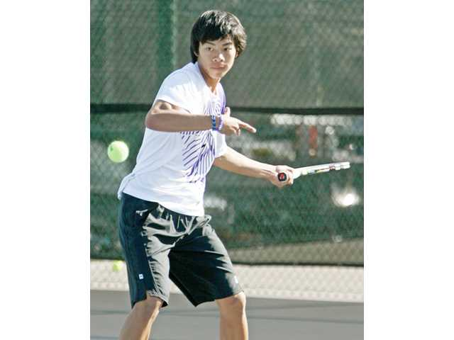 Foothill League boys tennis preview: Vikings' youth could open door