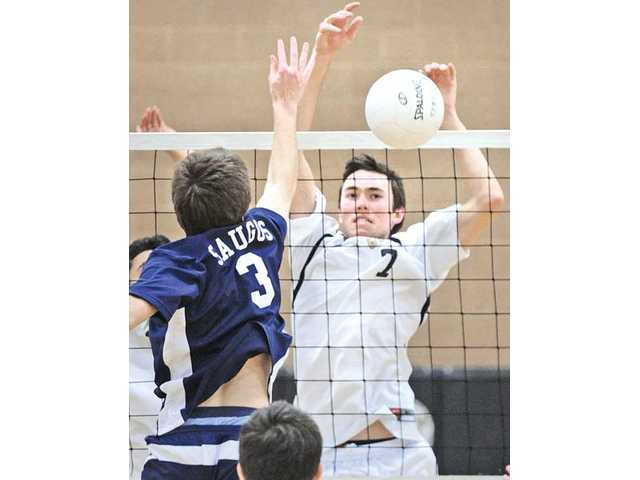 Foothill League boys volleyball: On the level