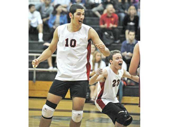 Foothill boys volleyball: Hart still building off Vegas experience