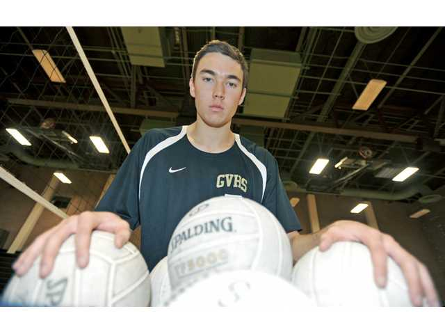 Foothill League boys volleyball: Not the quitting type