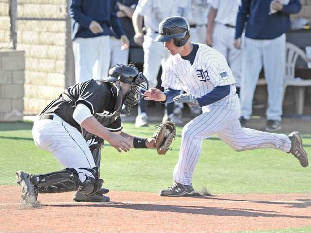 TMC baseball: Season walkoff