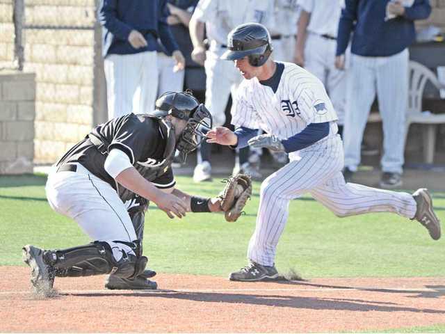 TMC baseball: Season walkoff