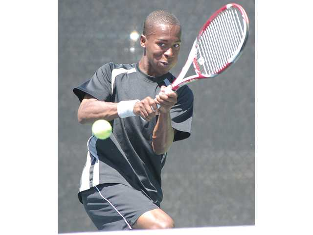 Foothill League boys tennis prelims: Straight expectations