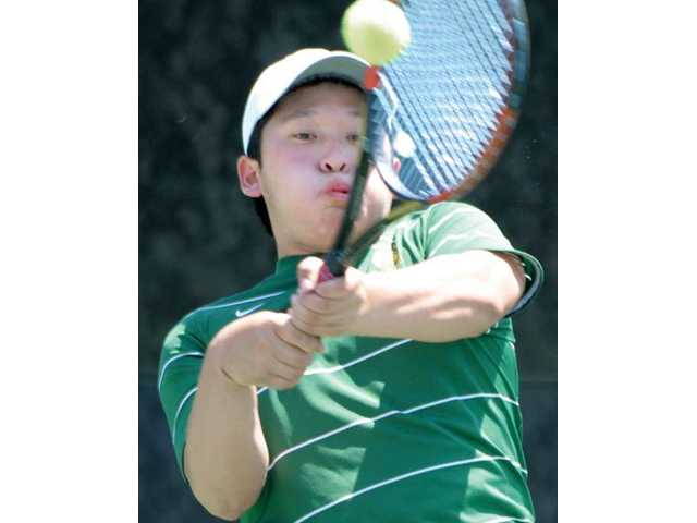 Foothill tennis: Recaptured crown